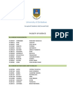 University of Zimbabwe Accepted Students 2013(second list).docx