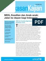 A1 - B Ringkasan Kajian MDG