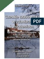 Dariusz Sieczkowski - Czeskie Czasowniki w Zdaniach i Wyrazeniach