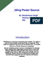 Arc Welding Power Source