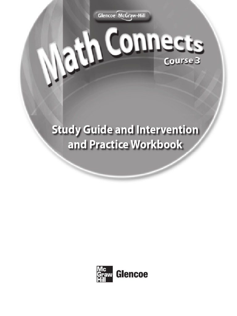 Glencoe Math Practice Good Fraction Mathematics – Mcgraw Hill Math Worksheets