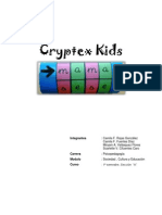Cryptex Kids