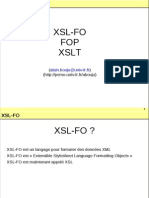 XSLT-FO