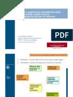 Uffici di trasferimento tecnologico e patrimonio brevettuale delle università e della ricerca