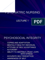Psych Nursing 1