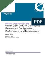 Nortel Gsm Omc-r