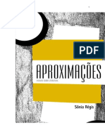 Sônia Régis - Aproximações, ensaios sobre literatura