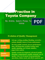 TQM PPT on Toyota(24!12!07)