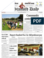 04/29/09 The Stanford Daily [PDF]