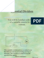 7 Potential Dividers