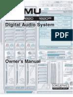 DigAudSys Manual En