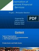 Private Se