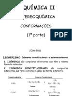 ESTEREOQUÍMICA-1ª parte