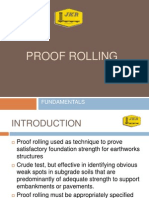 Proof Rolling