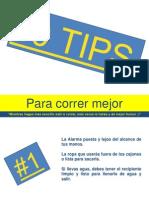 10 Tips Para Correr Mejor