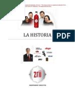 Zrii La Historia en www.Amalaki-Latino.com