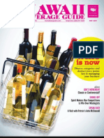 May 09 Hawaii Beverage Guide