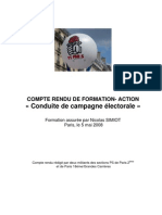 CR Formation Action Conduire Une Campagne Efficace -Def
