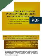 Prelegerea 5. Profilurile de Imagine Evenimentiale. Profilurile Mass-media