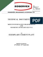 Exemplary Documentation
