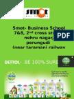 DETTOL-smot business school,chennai