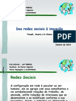 2 - Redes Sociais - Tomael