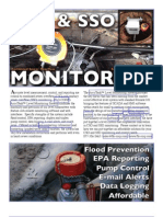 Combined Sewer Overflow and Sanitary Sewer Overflow Monitoring