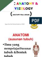 Anatomi & Faal Dasar i