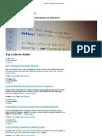diseño _ Programación en Internet