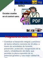 TALLER CONTROL DEL NIÑO SANO OK