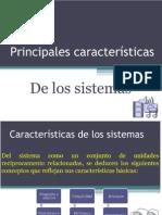 Caracteristicas de Sistemas