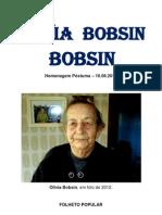 OLÍVIA BOBSIN In Memoriam