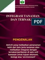 24. Integrasi Tanaman Dan Ternakan
