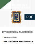 Introduccion Al Derecho Ciclo i