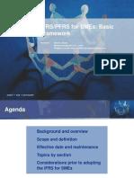 IFRS for SMEs Basic Framework Oliver Bucao