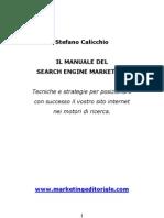 Guida / Manuale pratico del Search Engine Optimization ( SEO - SEM )