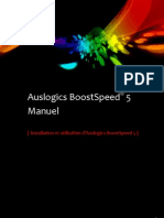Boostspeed5 Manual Fra