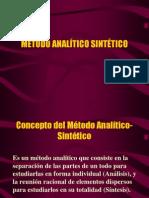 Método Analítico Sintético