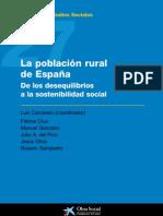 la poblacion rural de españa - Fundacion la caixa