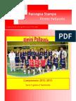 Rimini Pallavolo Rassegna Stampa 2012-13 Campionato regionale serie c femminile Rimini Italia