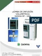 FT Bomba Infusion Daiwha MP1000 V002