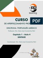 Portugues Juridico C1A4