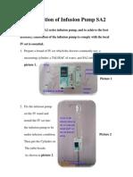 Calibration of Infusion Pump
