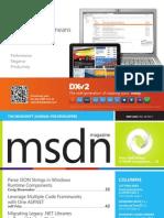 MSDN May 2013
