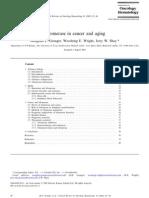Telomerase Cancer Aging