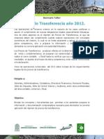 Seminario Taller Precios de Transferencia 2013