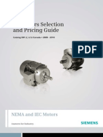 Siemens NEMA IEC Selection and Pricing Guide 2009 2010