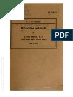 TM 9-815  FWD HAR-1