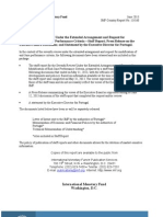 IMF - Portugal Seventh Review