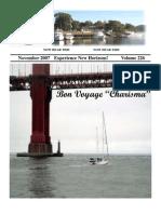 11/07 NVYC Newsletter